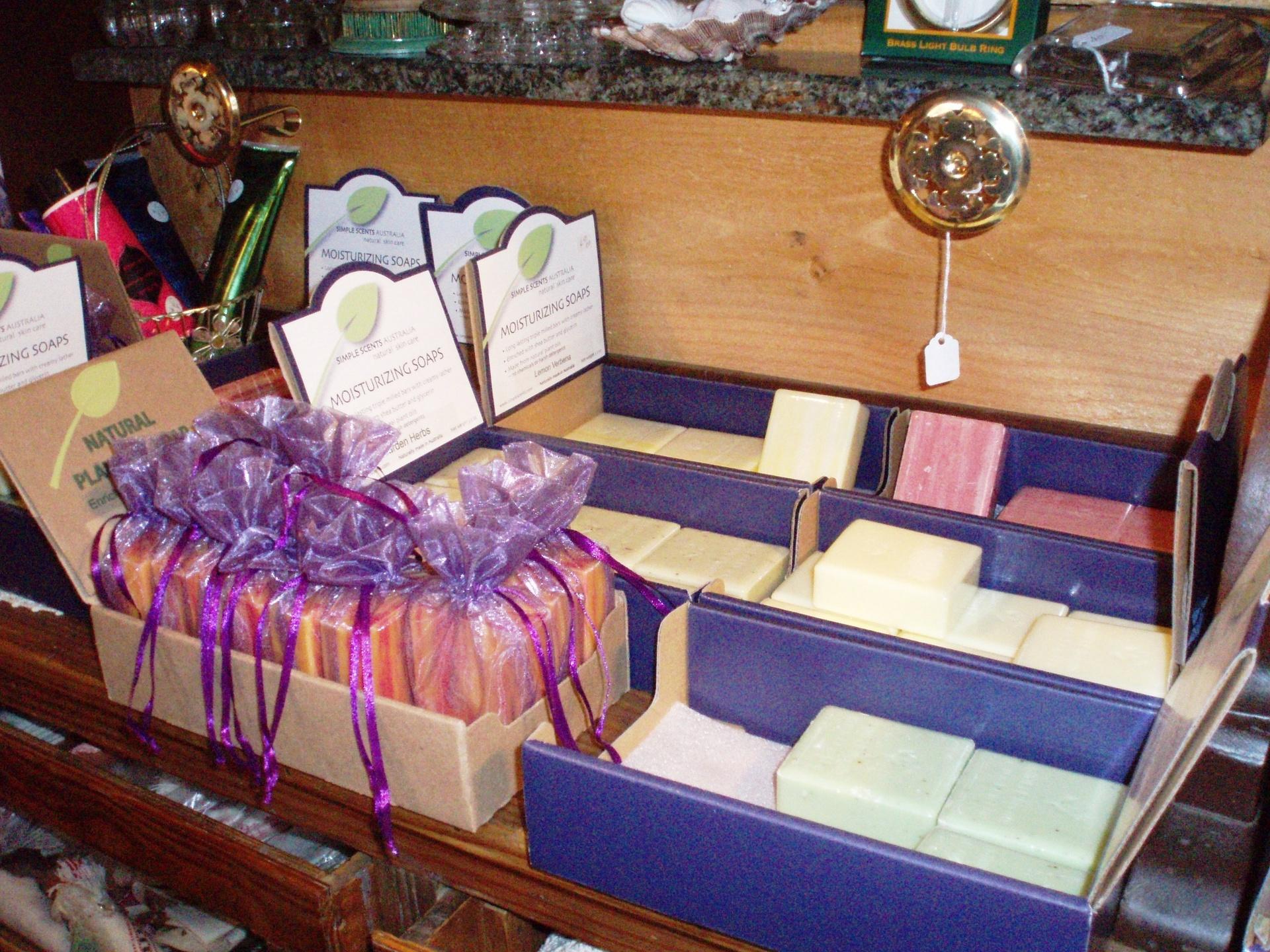 Imported Australian Handmade Soaps